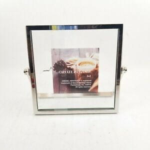 Drexel Heritage 2x2 Silver Tone Photo Picture Frame New Ebay