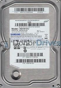 STORM2 HD161HJ FW JF100-19 HD161HJ//B Samsung 160GB SATA 3.5 Hard Drive