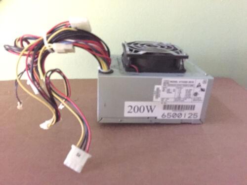 Gateway 6500308 ASTEC ATX202-3515 200W Power Supply