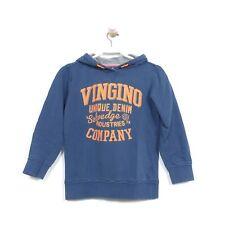 VINGINO Jungen Sweatshirt Kapuze NICHOLAS Daley Blind lapis blue Gr.128-176
