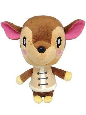 Fauna /& Bunnie Sanei Little Buddy Set of 2 Animal Crossing New Leaf Plush