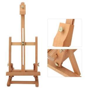 Wood Folding Artist Painting Easel Sketch Adjustable Floor ...