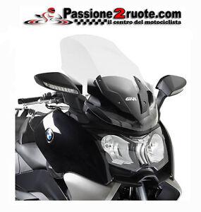 Fairing Windscreen Windscreen Givi d5106st BMW C 650 Gt 12-13