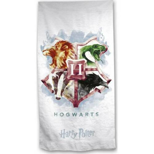 Harry Potter Serviette de plage ou serviette de bain licence officielle