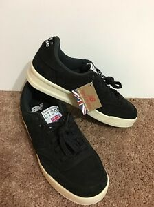 NEW BALANCE CT 300 UK NB SUEDE ENGLAND MEN'S SNEAKERS Sz 6.5 US BLACK No BOX