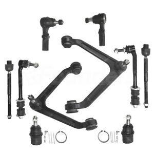 Full-Suspension-10pcs-Control-Arm-Ball-Joint-Kit-For-Dodge-Durango-5-lug-15mm