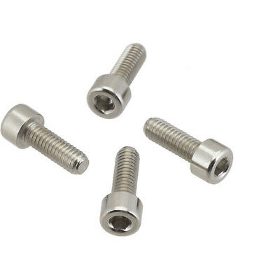 NEW ODI Replacement Bolts // For Lock-On Grips F70RSB Set of 4