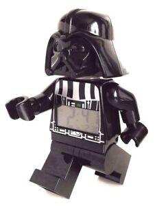 Détails sur LEGO STAR WARS DARTH VADER Horloge Numérique Mini Figure réveil afficher le titre d'origine