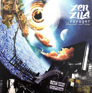 Zen-Zila-CD-Single-Voyager-Promo-France-EX-EX