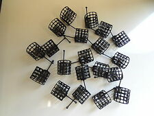 20 x Round grip mesh Cage Feeders - 10grams.  Carp / Coarse fishing