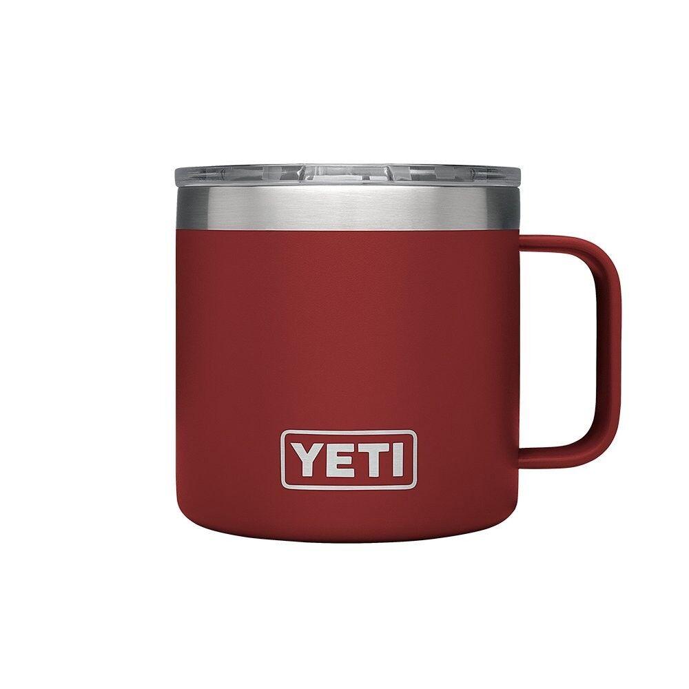 Yeti Coffee Travel Mug Reusable Small Simple Modern Decaf Dark Roast Cold Brew