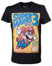 maglietta - Super Mario Bros 3 (Taglia M) (NUOVO e IN CONFEZIONE ORIGINALE)