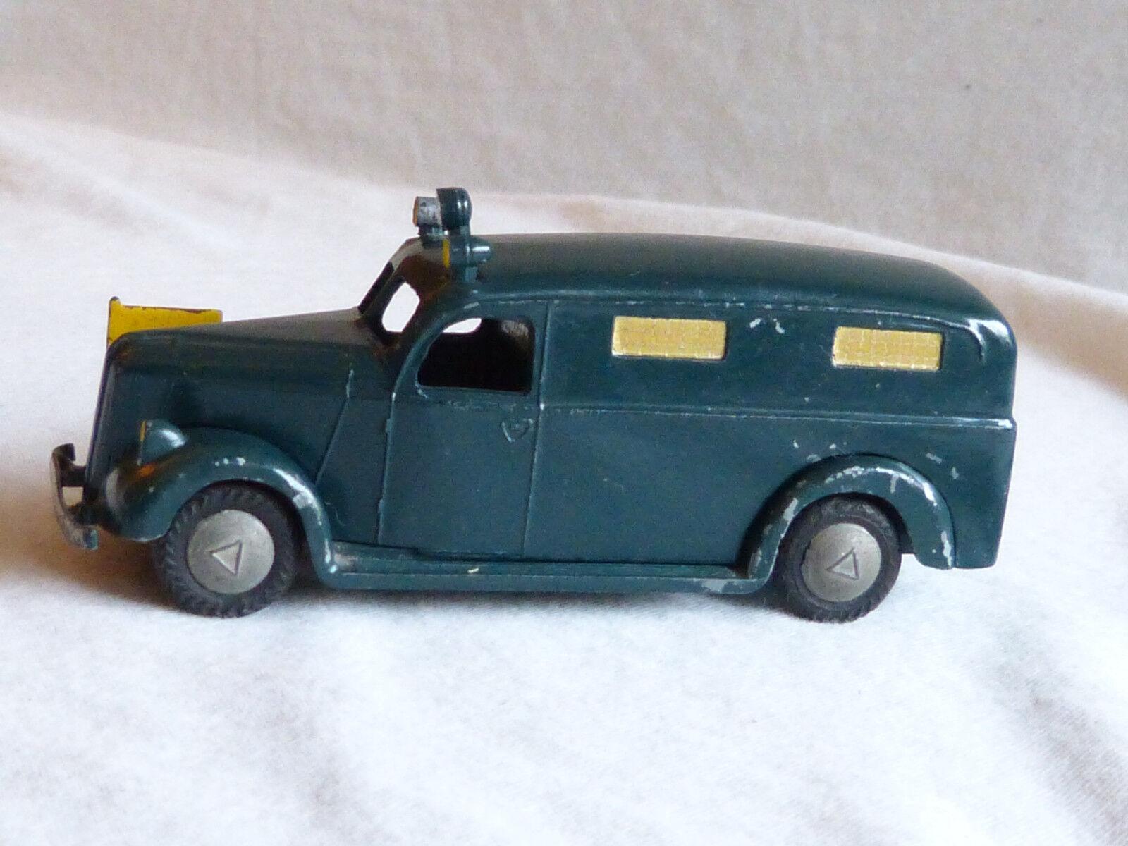 TEKNO Triangle politibil policecar No. 427 MODELCAR modèle modelbil Denmark