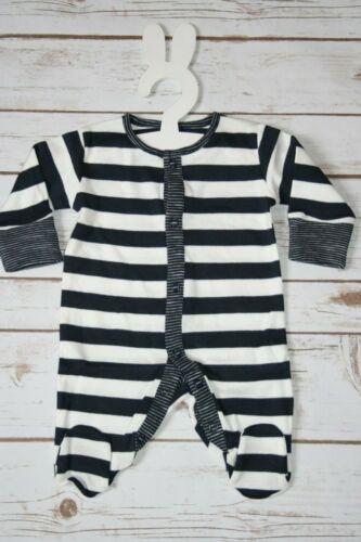 New Baby Boys Babygrow jusqu/'à 1 m 6-9-12-18 M Nouveau-Né Bébé Garçon Sleepsuit Ex Boutique