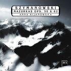 Szymanowski: Mazurkas, Opp. 50 & 62 (CD, Jul-2005, Dux Records)