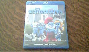 blu-ray les schtroumpfs