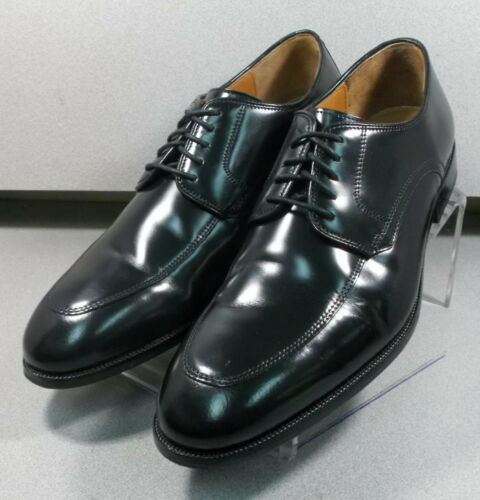 151775 PF50 Men/'s Shoes Size 11 M Black Leather Lace Up Johnston /& Murphy