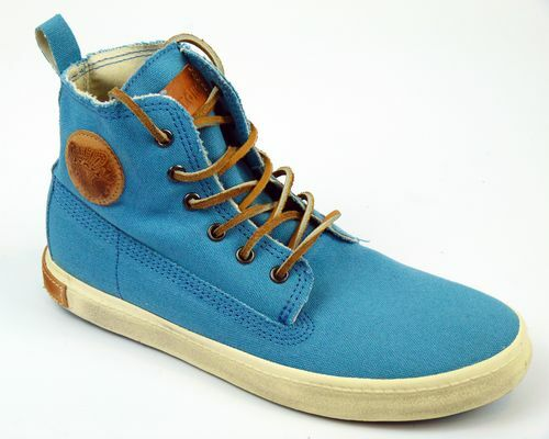 de con negras Fl86 mujer ¡Venta deporte azul F8a envejecida para de zapatillas de lona volante Nuevas Blackstone nqnAw7z8