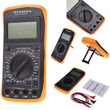 Digital LCD Multimeter Volt AC DC Ammeter Resistance Capacitance Tester Meter #