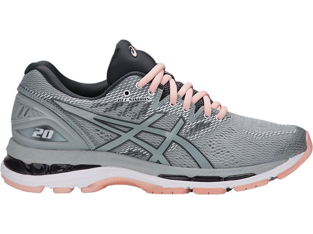 SAVE     Asics Gel Nimbus 20 Donna Running Shoes (B) (9696)
