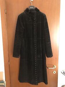 Cappotto donna Eco montone di