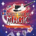 Great Box of Magic: The Ultimate Magic Kit for All Budding Magicians. Contains 48-Page Full-Colour Magic Book, Magic Want and Great Tricks, Including Ball and Vase, Floating Match and Magic Coin Box by Peter Eldin (Mixed media product, 2008)