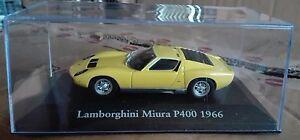 DIE-CAST-034-LAMBORHINI-MIURA-P400-1966-034-SCALA-1-43-ATLAS-EDITION