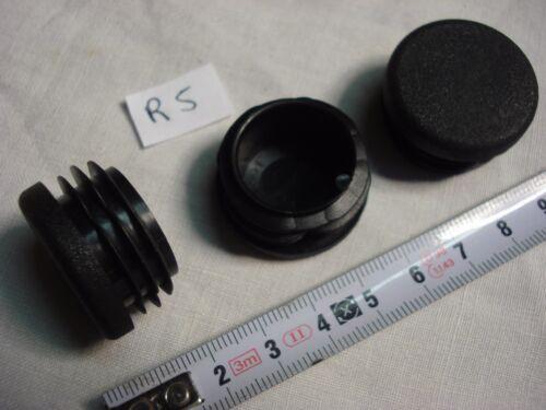 Patins glisseurs ronds à insérer pour tube Ø extérieur 30 mm lot de 8 réf R5