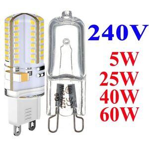 240V-G9-5W-2835-SMD-LED-Bulb-25W-40W-60W-Watt-Clear-Halogen-Capsule-Bulbs-Lights