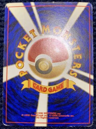 Dark Charizard #006 HoloTeam Rocket Pokemon TCG Rare Card F/S From Japan