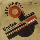 Concertos for Orchestra (jarvi Cincinnati So) 0089408061868 SACD
