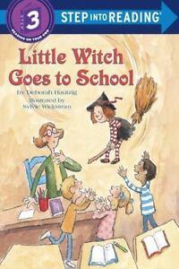 Little-Witch-Goes-to-School-By-Hautzig-Deborah