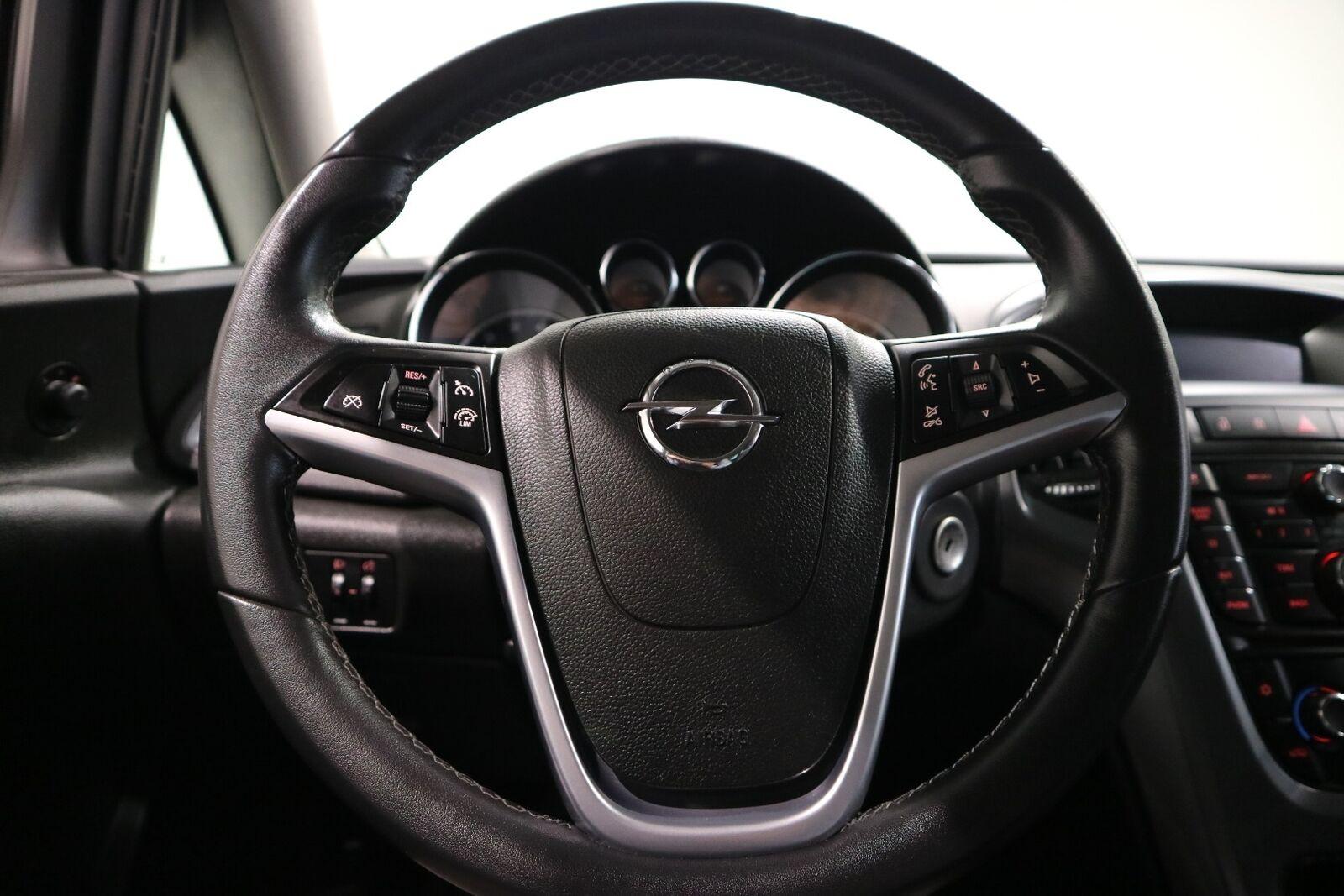 Opel Astra 1,4 T 140 Sport Sports Tourer - billede 3