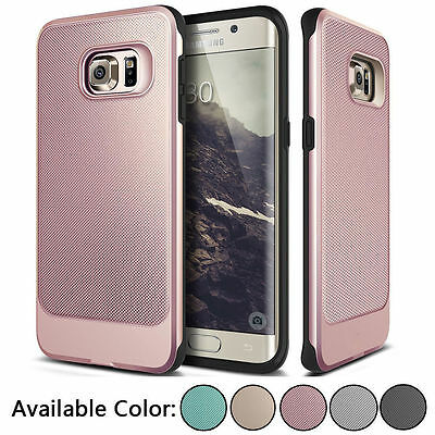 Luxury Hybrid Armor Rugged Shockproof Phone Case Cover For Samsung Galaxy IPhone