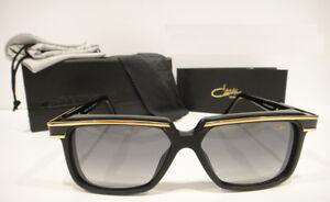 9ea04995816 Cazal 650 301 Sunglasses 650 Color 012 Black Gold Authentic New