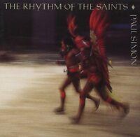 Paul Simon Rhythm of the saints (1990) [CD]