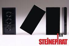 LEGO 20 x Fliese Platte glatt 2x4 schwarz Black Tile 2x4 87079 4560182