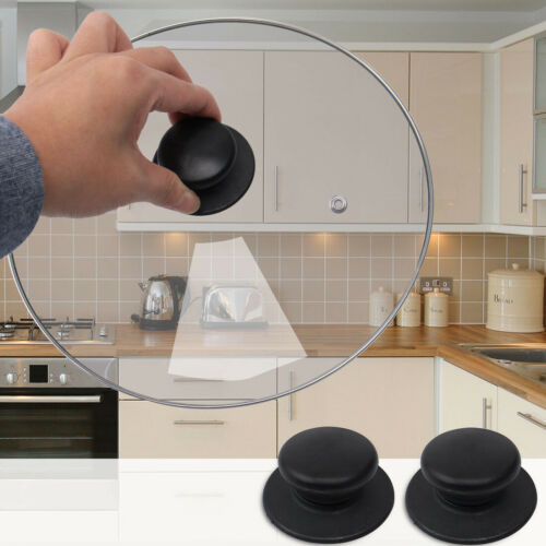 Universal Pot Lid Knob Durable Kitchen Cookware Cover Plastic Handle