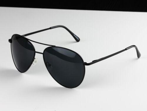 Large Size Tear Drop Pilot Sunglasses UV400