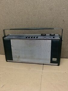 Vintage Marconiphone Portable Receiver Radio For Parts Not Working