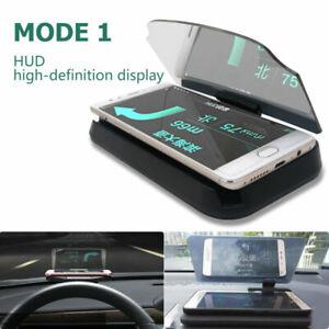 Car-HUD-Head-Up-Navigation-Display-Phone-Holder-Mount-GPS-Projector
