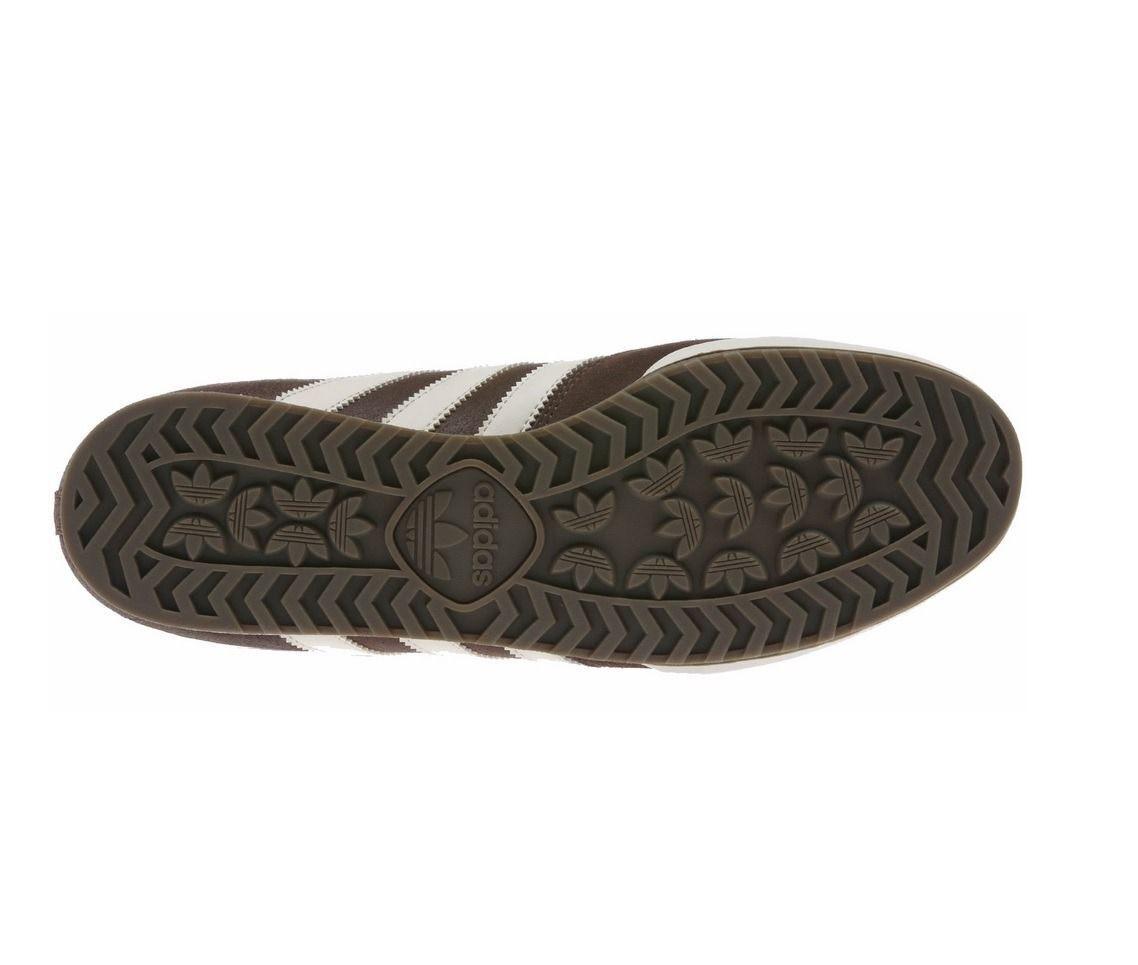 New men's adidas beckenbauer all round 7 trainer Marron Taille 7 round - 12 52d5a3