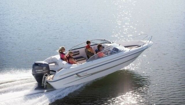 Yamarin 63BR, Speedbåd, Yamaha