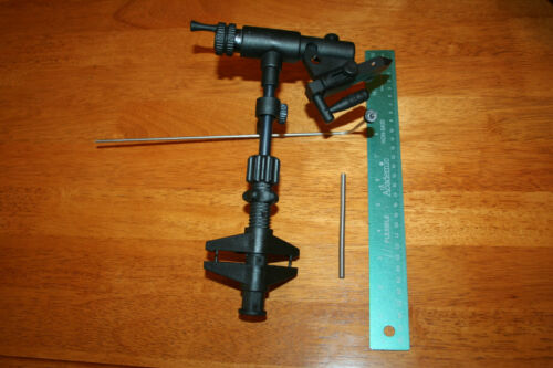 Danica Danvise fly tying vice Cam JAW ACTION pleine Rotation Pince Modèle