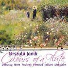 Urszula Janik Colours of a Flute 5902176501792 CD