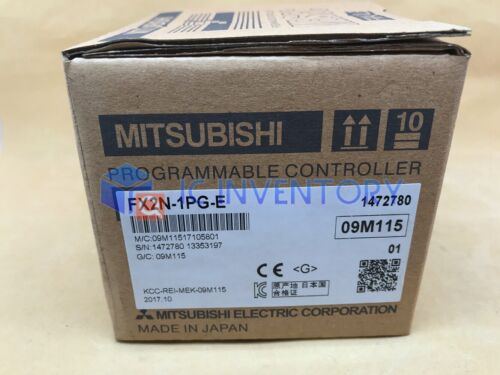 1PCS MITSUBISHI FX2N-1PG-E PLC MODULE NEW IN BOX