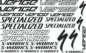 Specialized Bicycle Frame Decal Sticker Set MTB//Road Bike