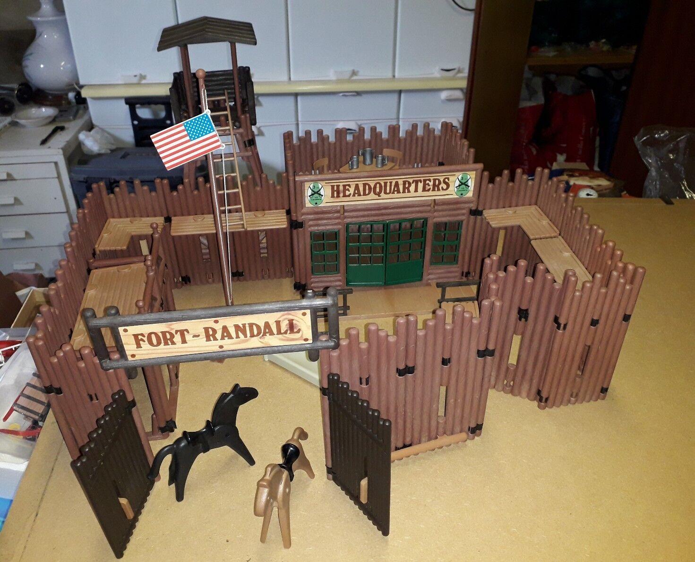 PLAYMOBIL FORT RANDALL n. 3419