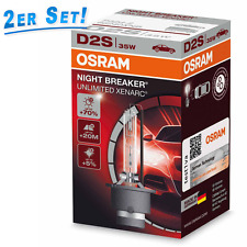 OSRAM D2S NightBreaker Night Breaker® UNLIMITED +110% plus de lumière 2 Pièces
