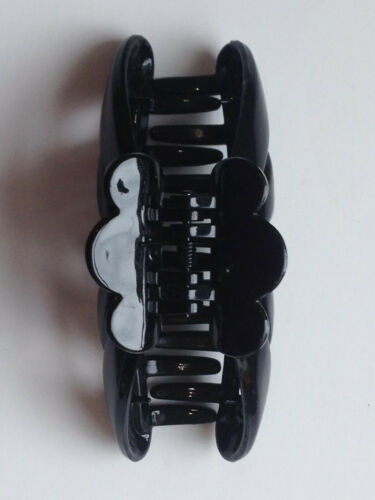 fish clips and banana clips. Black and Tortoiseshell brown hair clamps